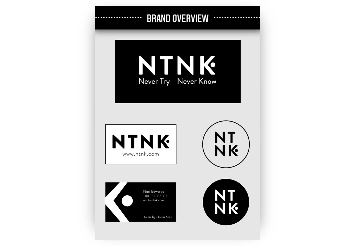 Identidade Visual NTNK